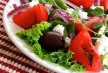 Recipes: Mediterranean Diet