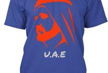 UAE Special Tees