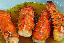 Seafood Yum!! / by Melanie Stewart