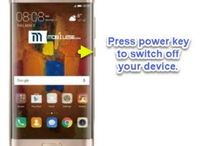 How to Reset HUAWEI Mate Pro 9