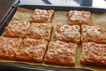Pizzagerichte