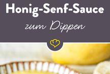 Saucen, Dips