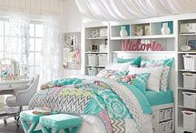 girls bedroom ideas and storage solutions