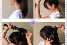 Hair tricks n tips