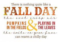 Seasons - Fall