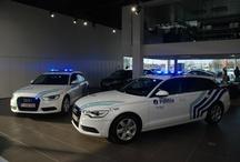 International Police Cars