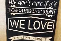 Rusty Junk Love