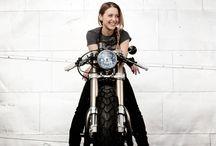 Bike/Woman