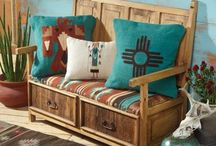 Southwest decorating / by Summer Lucas