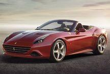 Ferrari California / by Shawn Baden