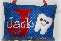 Sew Tooth Fairy Bags
