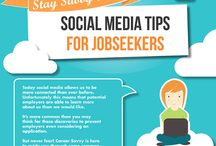 Social Media Tips for Job Seekers / by UW-Marinette