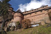 Franța - Château du Haut-Kœnigsbourg