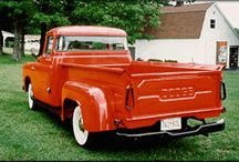 Dodge Pickups 1954~56 / History of Dodge Pickups #7