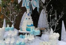 Adyson's Second Birthday ~ Frozen / by Natasha Denning