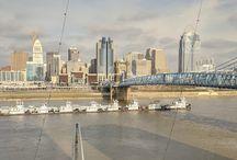 Bridges Connecting NKY to Cincinnati