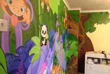 Printed Wallpaper / It's all about printed wallpaper