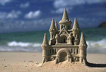 Creazioni di sabbia