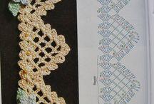 crochet edgings patterns
