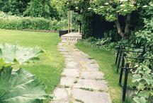 Trädgård Förö