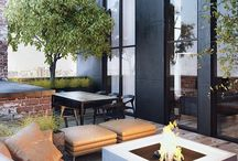 Penthouse Exteriors / by Sally Osborne