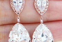 Σκουλαρίκια γαμου