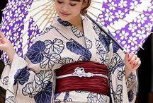 Yukata / summer kimono