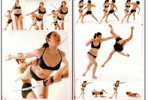 Poses - Fighting