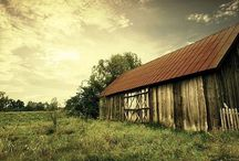 """Barn Love / We love barns!  From old to new it doesn't matter.  Follow us @ https://www.facebook.com/calranchstore to see our """"Barn Love Tuesday"""" posts each week. / by C-A-L Ranch Stores"""