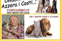ami gli animali / nuovo nuovo portale di e-commerce per prodotti per animali