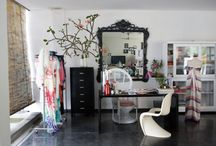 Studio Space Ideas / Find inspiration for your dream studio space.