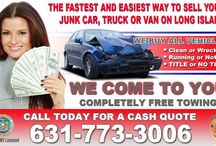 SuffolkJunkCars.com / Suffolk County Cash For Junk Cars