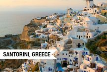Santorini here I come