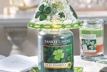 St. Patrick's Day 2016 / by Yankee Candle