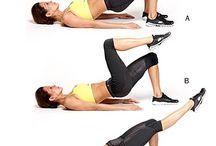 Sports / Butt workout