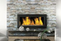 fireplace / by Emily Foshee