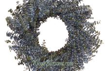 Wreaths / by WholeBlossoms Wholesale Wedding Flowers