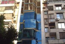 Blue Rythm Office building / Blue rhythm office building by ark-kassam architects Lattakia-Syria