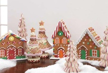 Gingerbread Houses / by Sandra Carter
