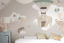 Lasten makuuhuoneet
