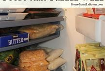 Food- Frozen Food Prep / by Amber F-L