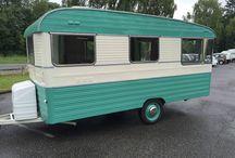 Ma caravane Digue Baronette 1966
