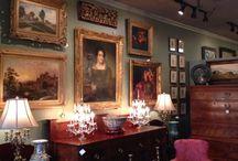 Rivenbark and Roper Antiques / 900 Bob Wallace Avenue Huntsville, AL 35801 (256) 508-5227