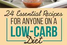 low carbs healty recipe