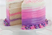 Pink and purple birthday / Birthday party with everything pink or purple