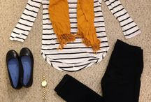 Teacher Fashion / Versatile & budget friendly outfit inspiration for teachers!