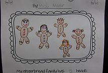 Winter in Kindergarten / by Amy Contois Farrior