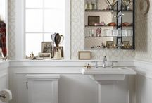Bathrooms and ideas
