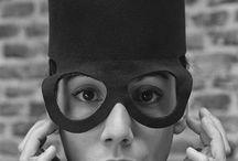 art-hats-photo / by Celina Alvarado