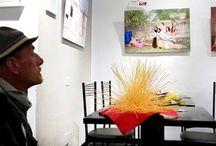 gattarossa art gallery kafè